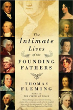 cover of The Intimate Lives of the Founding Fathers