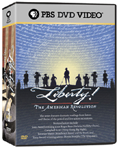 cover of Liberty! DVD
