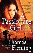 cover of A Passionate Girl
