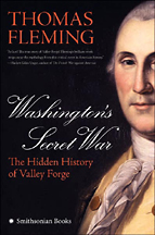 cover of Washington's Secret War